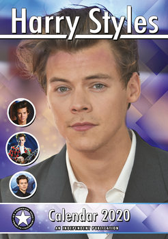 Calendario 2020  Harry Styles