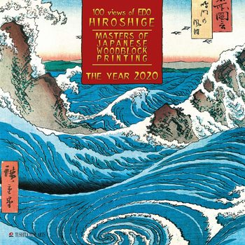 Calendario 2020  Hiroshige - Japanese Wolldblock Painting