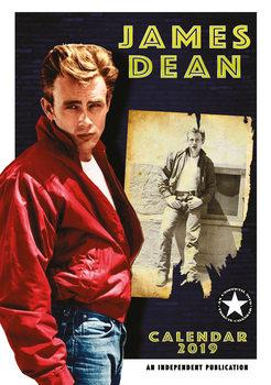Calendario 2019  James Dean