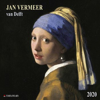 Calendario 2020  Jan Vermeer van Delft