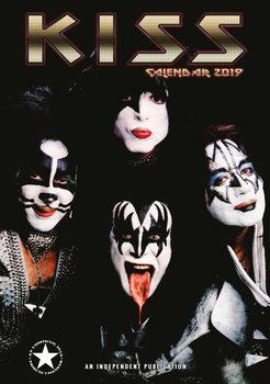Calendario 2019  Kiss