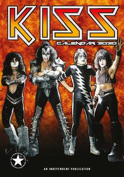 Calendario 2020  Kiss