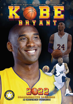 Calendario 2022 Kobe Bryant