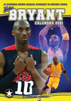 Calendario 2021 Kobe Bryant