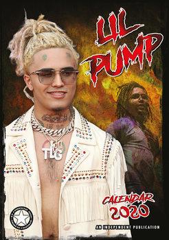 Calendario 2020 Lil Pump