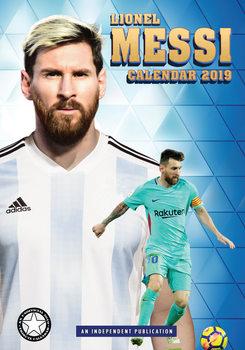 Calendario 2019  Lionel Messi