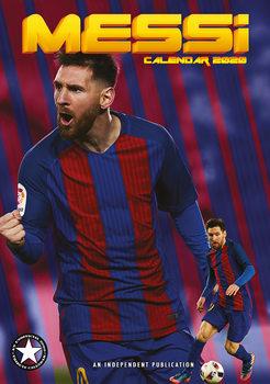 Calendario 2020  Lionel Messi