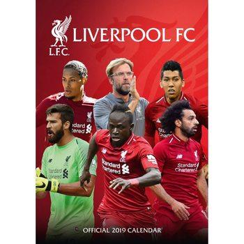 Calendario 2019  Liverpool