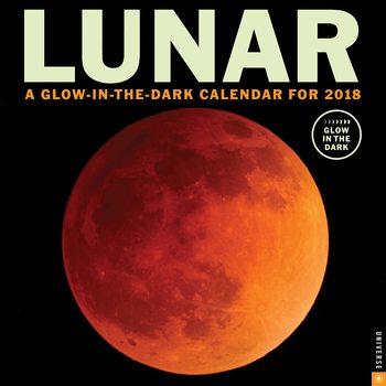 Calendario 2018 Lunar