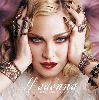 Calendario 2018 Madonna