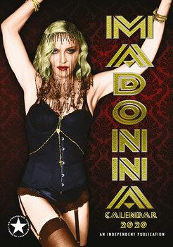 Calendario 2020  Madonna