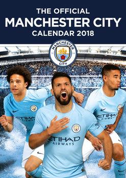 Calendario 2018 Manchester City