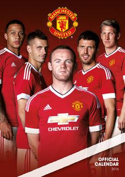Calendario 2017 Manchester United FC