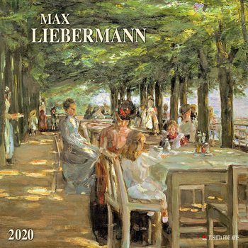 Calendario 2020  Max Liebermann