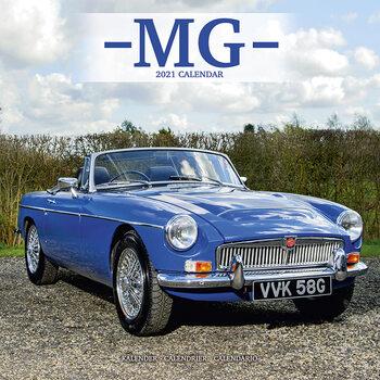 Calendario 2021 MG