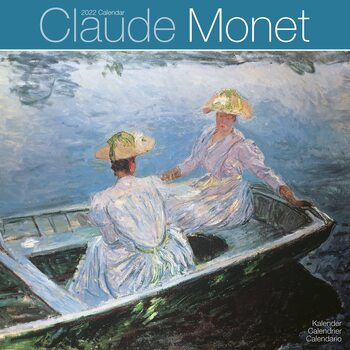 Calendario 2022 Monet
