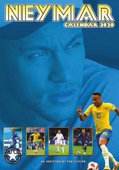 Calendario 2020  Neymar