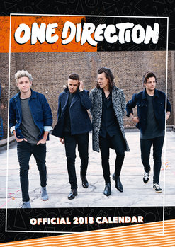 Calendario 2018 One Direction