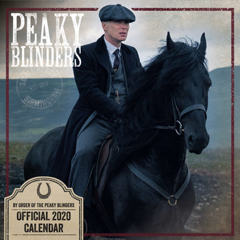 Calendario 2020  Peaky Blinders