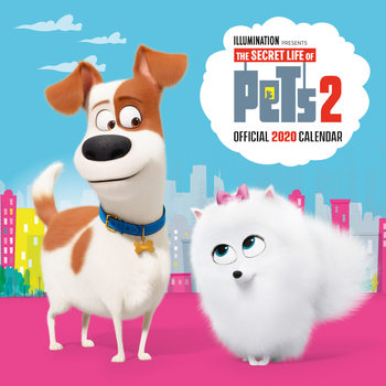 Calendario 2020  Pets: Vita da animali 2