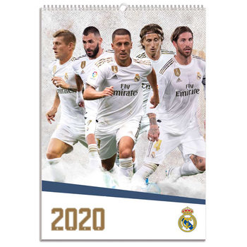 Calendario 2020  Real Madrid