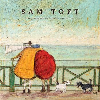 Calendario 2019  Sam Toft