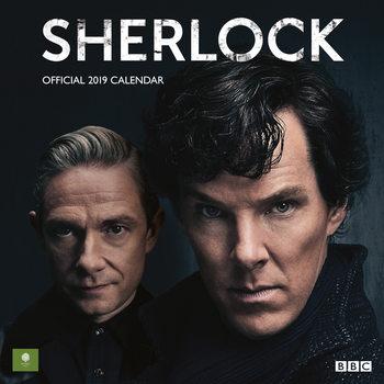 Calendario 2019  Sherlock
