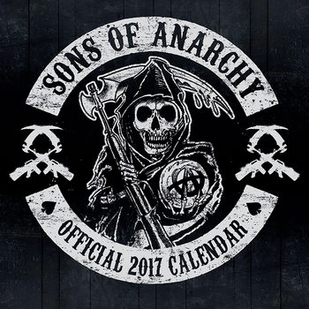 Calendario 2017 Sons of Anarchy