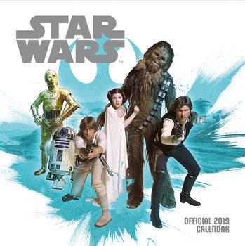 Calendario 2019  Star Wars