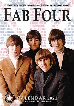 Calendario 2021 The Beatles