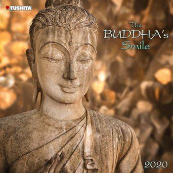 Calendario 2020  The Buddha's Smile