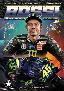 Calendario 2021 Valentino Rossi