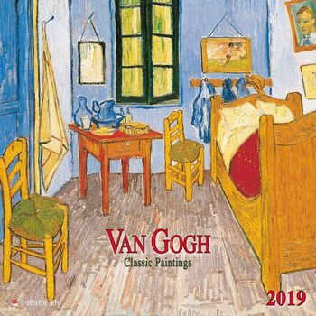 Calendario 2019  van Gogh - Classic Works