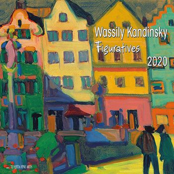 Calendario 2020  W. Kandinsky - Figuratives