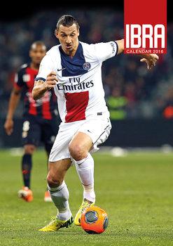 Calendario 2017 Zlatan Ibrahimović