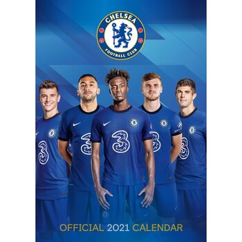 Calendar 2021 Chelsea