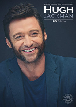 Calendar 2021 Hugh Jackman