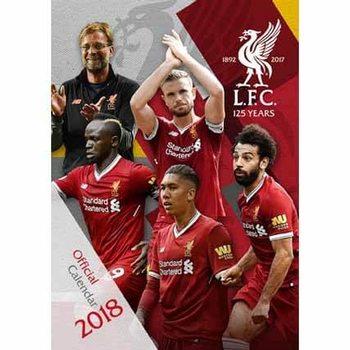 Calendar 2021 Liverpool