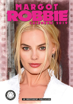 Calendar 2021 Margot Robbie