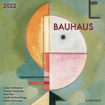 Calendar 2022 Bauhaus