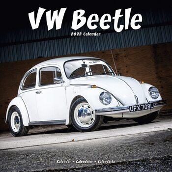 Calendar 2022 Beetle