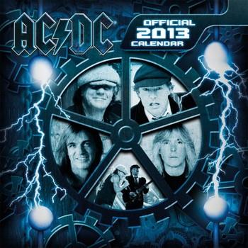 Calendar 2021 Calendar 2013 - AC/DC