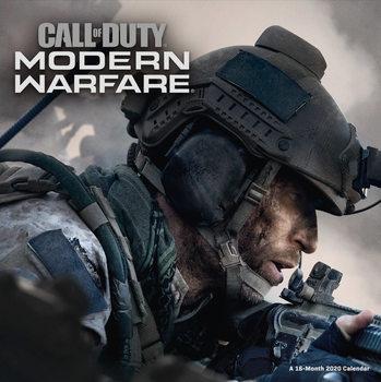 Calendar 2020  Call Of Duty
