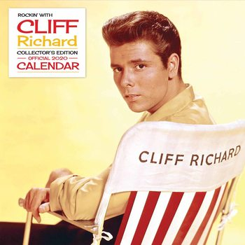 Calendar 2020  Cliff Richard