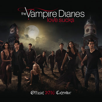 Calendar 2021 Crónicas vampíricas