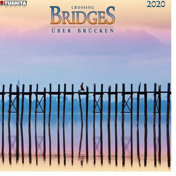 Calendar 2020  Crossing Bridges