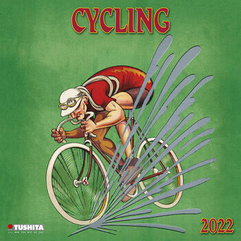 Calendar 2022 Cycling through History