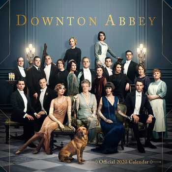 Calendar 2020  Downton Abbey