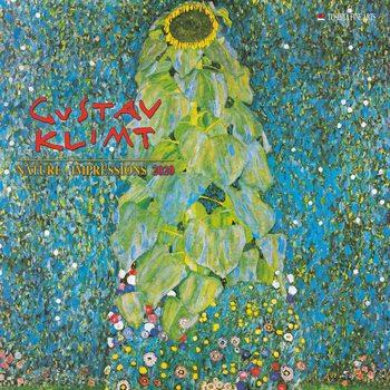 Calendar 2020  G. Klimt - Nature Impressions