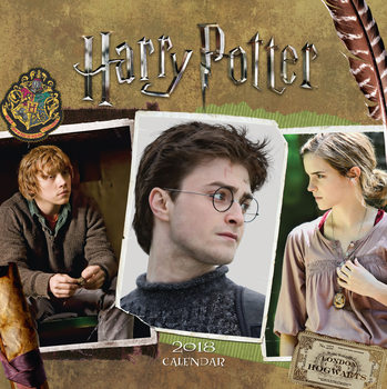 Calendar 2018 Harry Potter